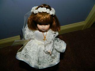 Italian Le Bambole Di Arianna 1st Holy Communion Doll