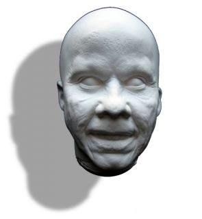 Linda Blair Prosthetic Life Mask The Exorcist, Make up and Special