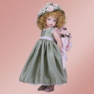 Drake Abbey Rose Sisters in Bloom Vinyl Baby Doll by Linda Rick