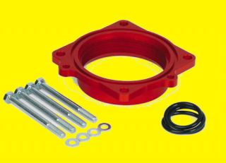 Poweraid Throttle Body Spacer Ford F 150 Lincoln Mark Lt 5 4L
