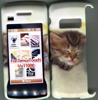 LG enV Touch VX11000 Verizon Hard Case Cover Phone Snap on Case Cute