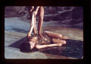 Linda Harrison Beneath Tpota RARE Orig 2x2 Slide