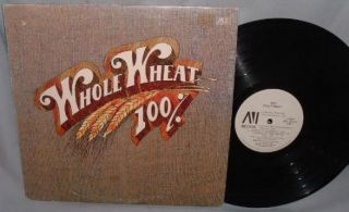 LP Whole Wheat 100 Fleetwood Mac Lindsey Buckingham Near Mint