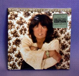 LINDA RONSTADT Dont Cry Now Mobile Fidelity 24K GOLD CD Ltd Edit 4255