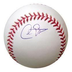 Chris Carpenter Signed MLB Baseball PBA COA