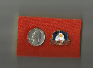 Harley Davidson Badge Eagle Pin