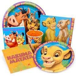 Lion King Birthday Party Supplies Plates Napkins Cups Balloons U