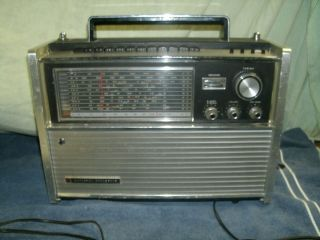 Panasonic Shortwave Radio Model RF 5000A 11 Band 21 Transistor