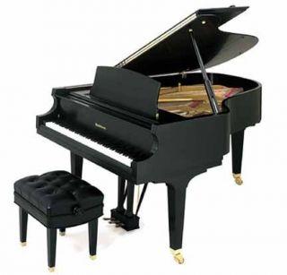 STUNNING 2004 BALDWIN GRAND PIANO &STEINWAY BENCH (WWW.A440PIANOS