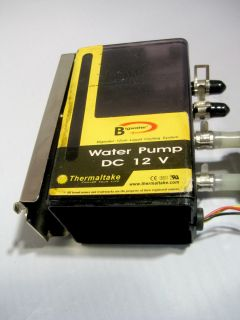 Water Pump PC CPU Processor Liquid Waterblock Cooling Cooler