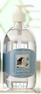 Farmhouse Liquid Hand Soap