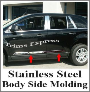 2007 2011 Ford Edge Lincoln MKX Body Side Trim Molding