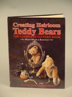 Teddy Bears The Complete Pattern Book by Linda Mullins