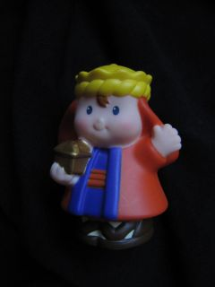 New Fisher Price Little People Nativity Wiseman King ★ Wise Man RARE