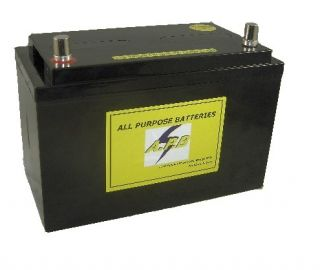 12V 100AH Lithium ion Deep Cycle Battery Caravan 4WD Marine Solar 3 yr