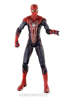 Amazing Spider Man Movie Series Lizard Trap Spider Man Loose