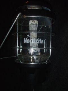 Coleman Propane Lantern North Star Used