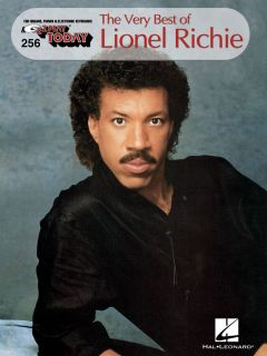 Very Best of Lionel Richie Easy Sheet Music Song Book