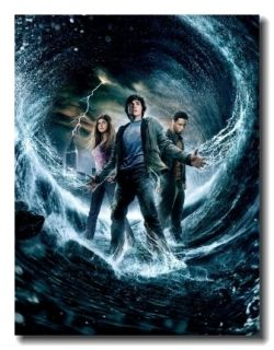 Percy Jackson Adventure Logan Lerman Silk Poster 31