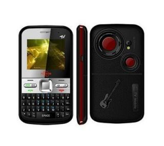 Unlocked GSM Dual Sim card Mobile cell phone Qwerty keyboard T Mobile