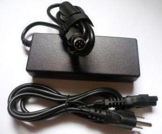Planar 4 Pin 60W PL LCD Monitor Power Cord AC Adapter