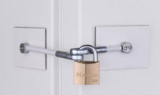 Refrigerator Lock Easy Installation 7 Colors Available