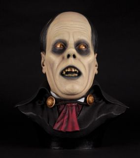 Opera Life Size Bust Weta Artist Universal Monsters Lon Chaney