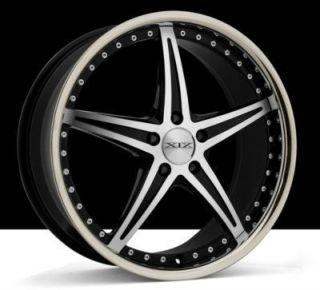 20 Staggered XIX x11 Wheels Rims Tire G35 Lexus 350Z