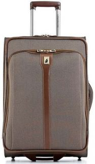 London Fog Oxford II Lightweight 28 Expandable Upright Suiter Luggage