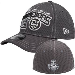 Los Angeles Kings New Era 39THIRTY NHL 2012 Stanley Cup Official