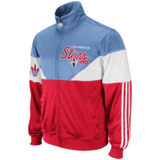 Los Angeles Clippers Stars ABA Jam Track Jacket M