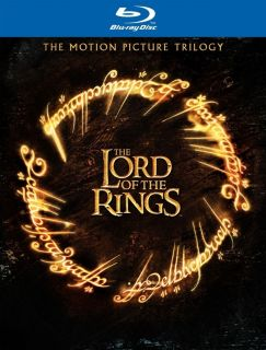 New The Lord of the Rings DVD Trilogy Blu Ray Sealed 3 Movie Set 6