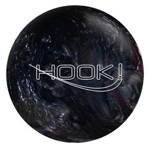 Global Hook Black Silver Pearl 14 lbs Bowling Ball New in Box