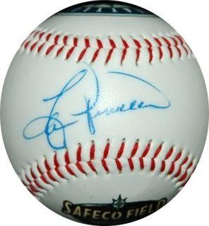 Lou Piniella Autographed Signed Safeco Field Kingdome Baseball
