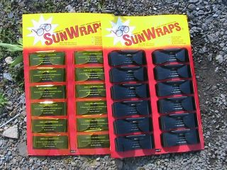 sun wraps sports hunt fishing yellow or shaded for behind glasses