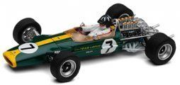Scalextric C3031 Lotus 49 Graham Hill Slot Car New