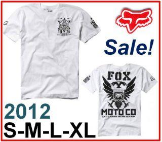 Fox Racing Mens Standard Issue T Tee Shirt MX MTB ATV Moto Bike