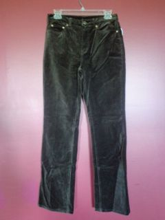 Diane Gilman DG2 Velvet Boot Cut Jeans Sizes 2 14 4 Colors NWT NWOT