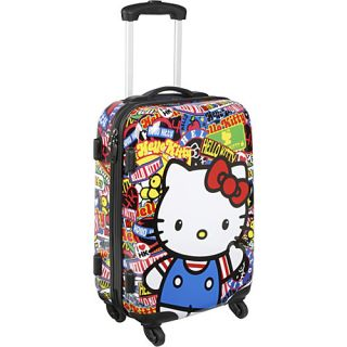 Loungefly Hello Kitty Hardsided Sticker Print Rolling