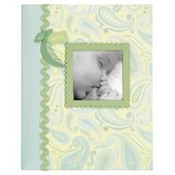 Sweet Pea Baby Memory Book C R Gibson