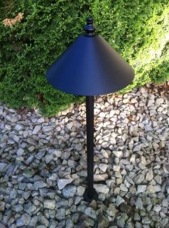 Outdoor Low Voltage Landscape Lighting Path Light Scorpiusbl Black