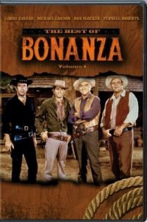 Best of Bonanza 1 DVD Lorne Greene Michael Landon Dan Blocker Pernell