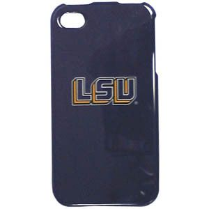 LSU Tigers NCAA Logo I Phone Case 4G 4S iPhone Logo Cover