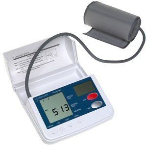 NEW* LUMISCOPE 1080 DELUXE AUTOMATIC BLOOD PRESSURE MONITOR w/GRAPH