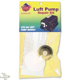 Coralife Luft Pump Repair Kit