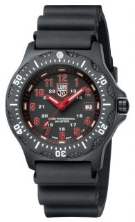 New Luminox 8415 Black Ops 8400 Series Navy Seal Watch