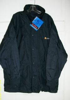 Luna Pier Tech Wear Mens XL Winter Coat Jacket w/ hood Docent