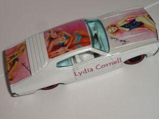 Hot Wheels Lydia Cornell 1970 Ford Torino Custom