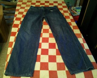 Levi Strauss Co Boys 550 Relaxed Fit Jeans Size 20 Regular W30 x L30