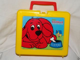 New Clifford The Big Red Dog Lunchbox